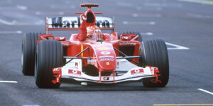 Video: Formel-1-Legende Ferrari F2004 in der Retrospektive
