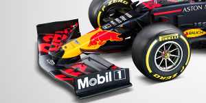 Formel-1-Live-Ticker: Präsentation Red Bull RB16 #AND#