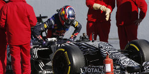 Formel-1-Live-Ticker: Maldonado-Crash in der Boxengasse?