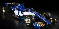 Präsentation des Sauber C36: Viel Innovation, kaum Sponsoren