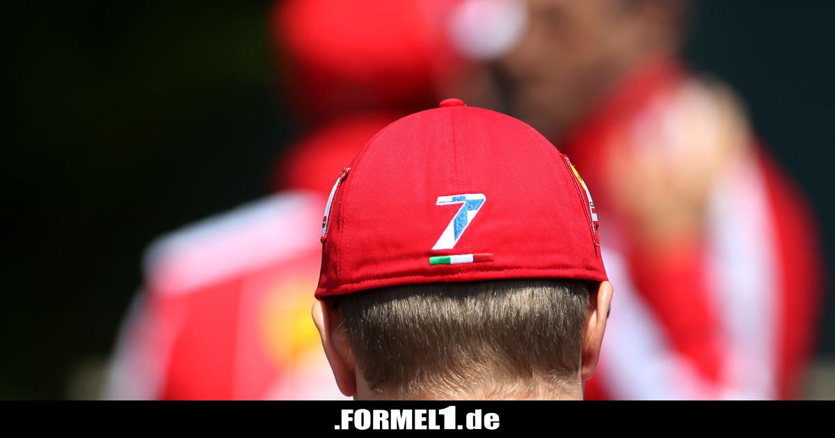 Arrivabene: Kimi Räikkönen keine Nummer zwei bei Ferrari - Formel1.de-F1