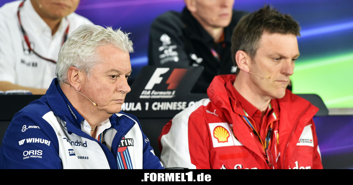 """Die """"neuen"""" Technikchefs: Erst Schrauber, jetzt Spiritus rector - Formel1.de-F1"""