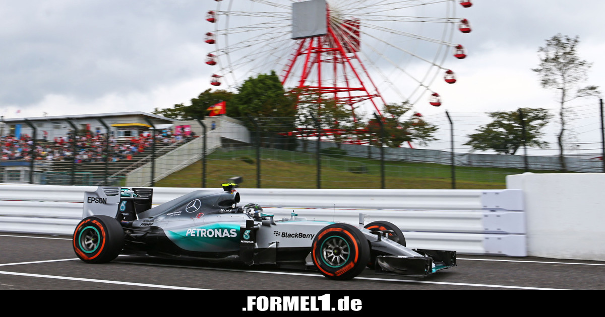 formel 1 japan 2015 rosberg auf pole kwjat crasht heftig. Black Bedroom Furniture Sets. Home Design Ideas