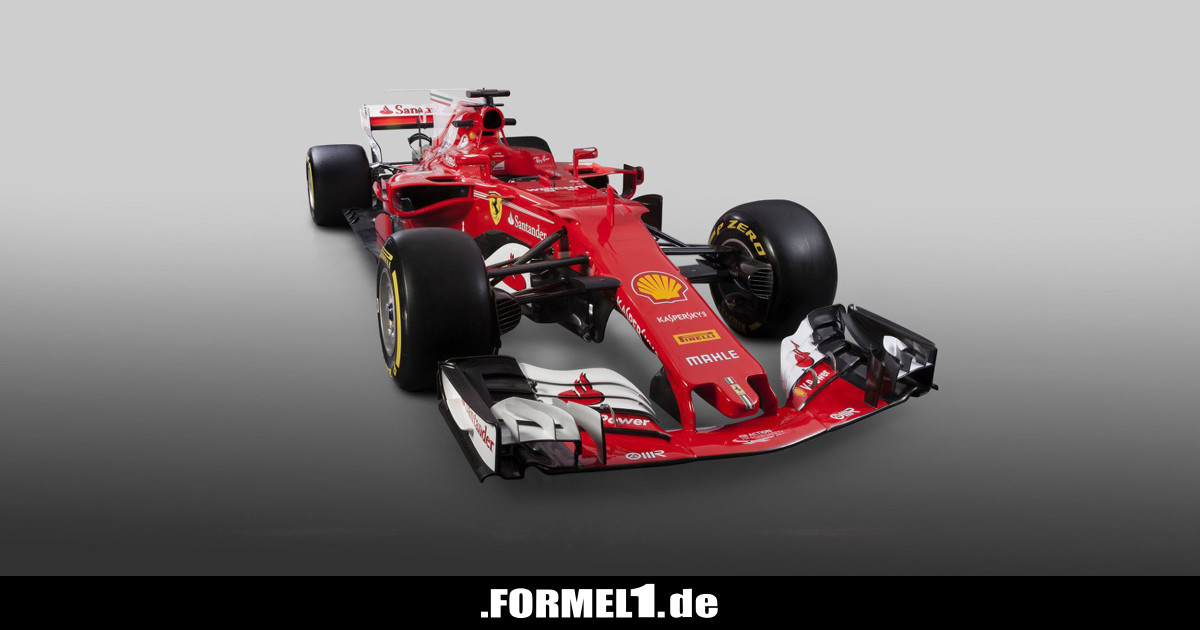 formel 1 autos 2017 technische daten des ferrari sf70 h. Black Bedroom Furniture Sets. Home Design Ideas