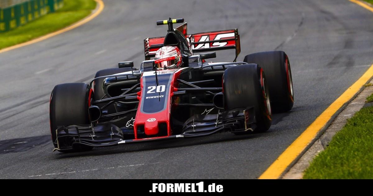 Formel 1 Magnussen