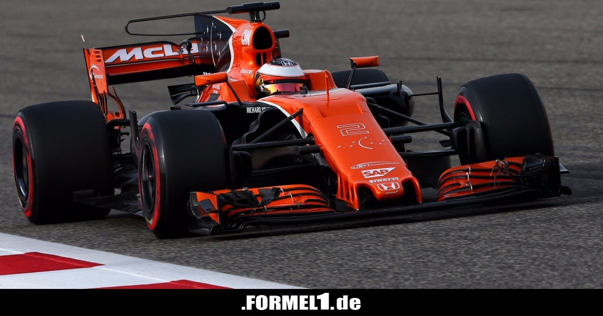 mclaren bahrain test als hoffnungsschimmer f r sotschi. Black Bedroom Furniture Sets. Home Design Ideas