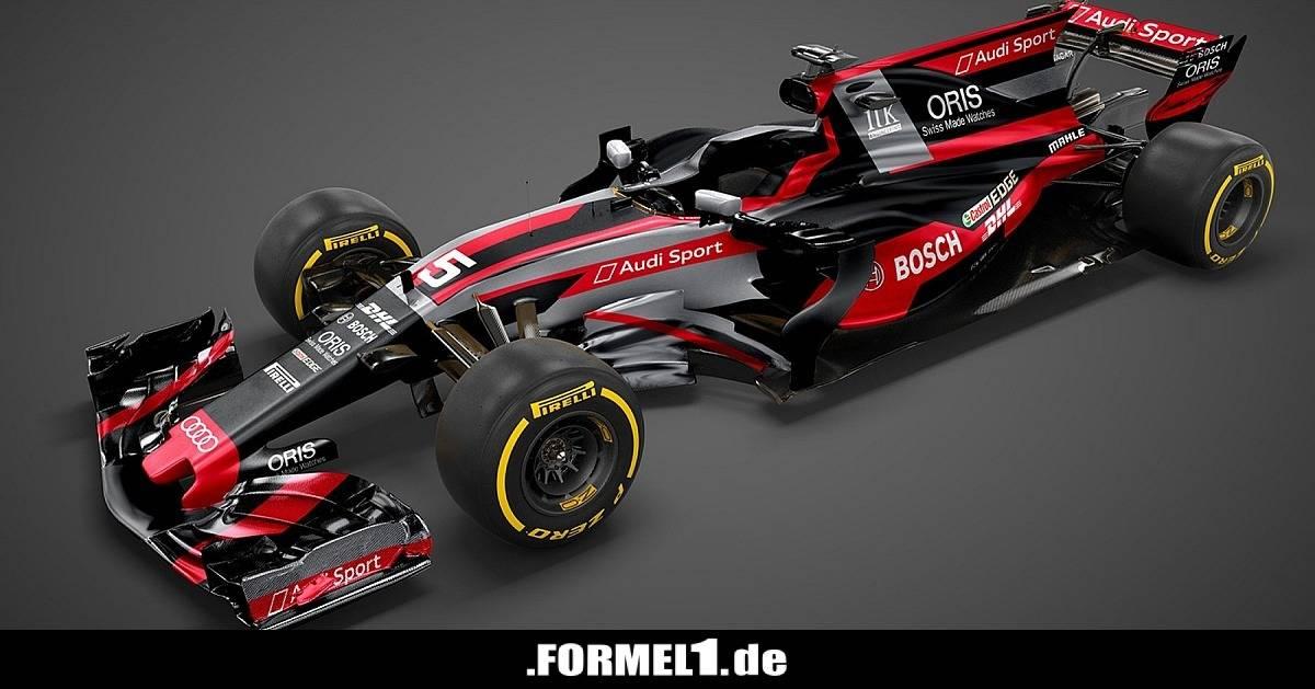 F1 Präsentationen 2021
