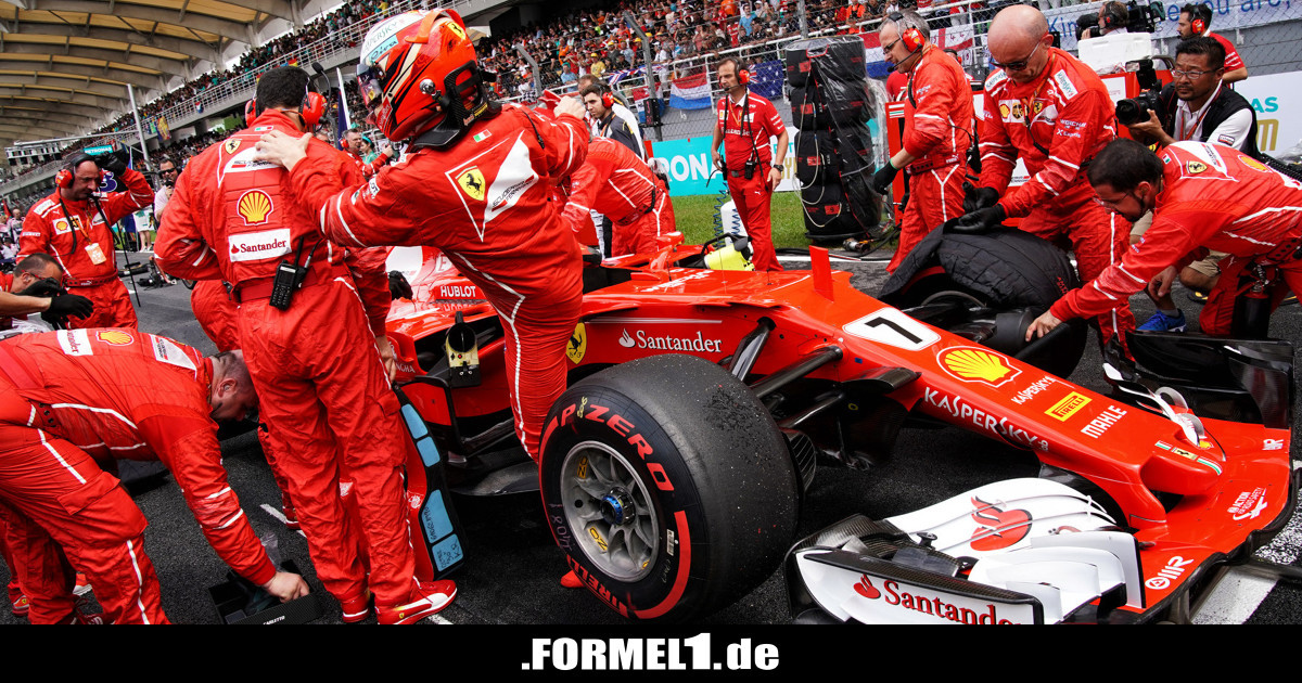 Live Ticker Formel 1