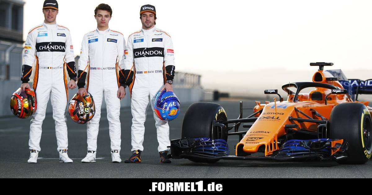 mclaren fahrer 2019 stoffel vandoorne oder lando norris. Black Bedroom Furniture Sets. Home Design Ideas