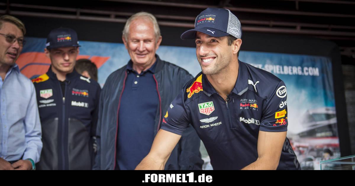 Wie die Ricciardo-Story auf Netflix eigentlich geplant war - Formel1.de-F1