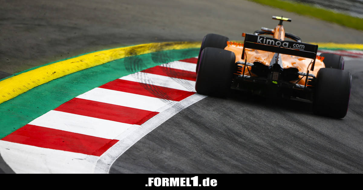 beinahe kollision mit vettel euro strafe f r mclaren. Black Bedroom Furniture Sets. Home Design Ideas