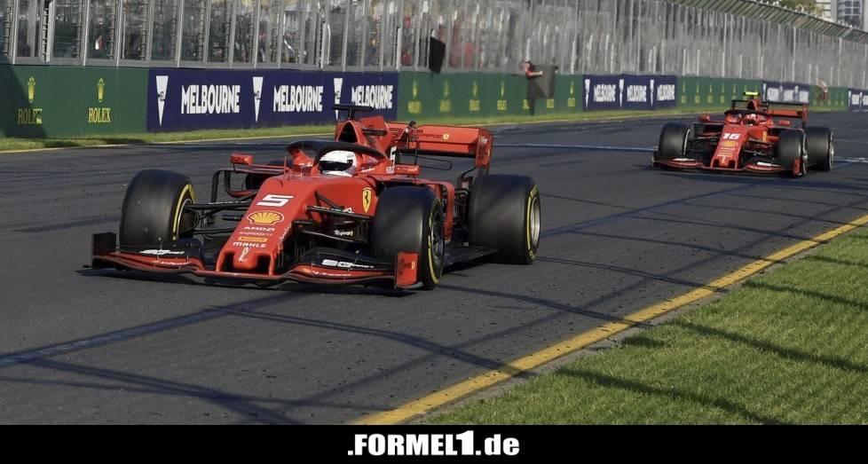 Formel 1 Termine 2019