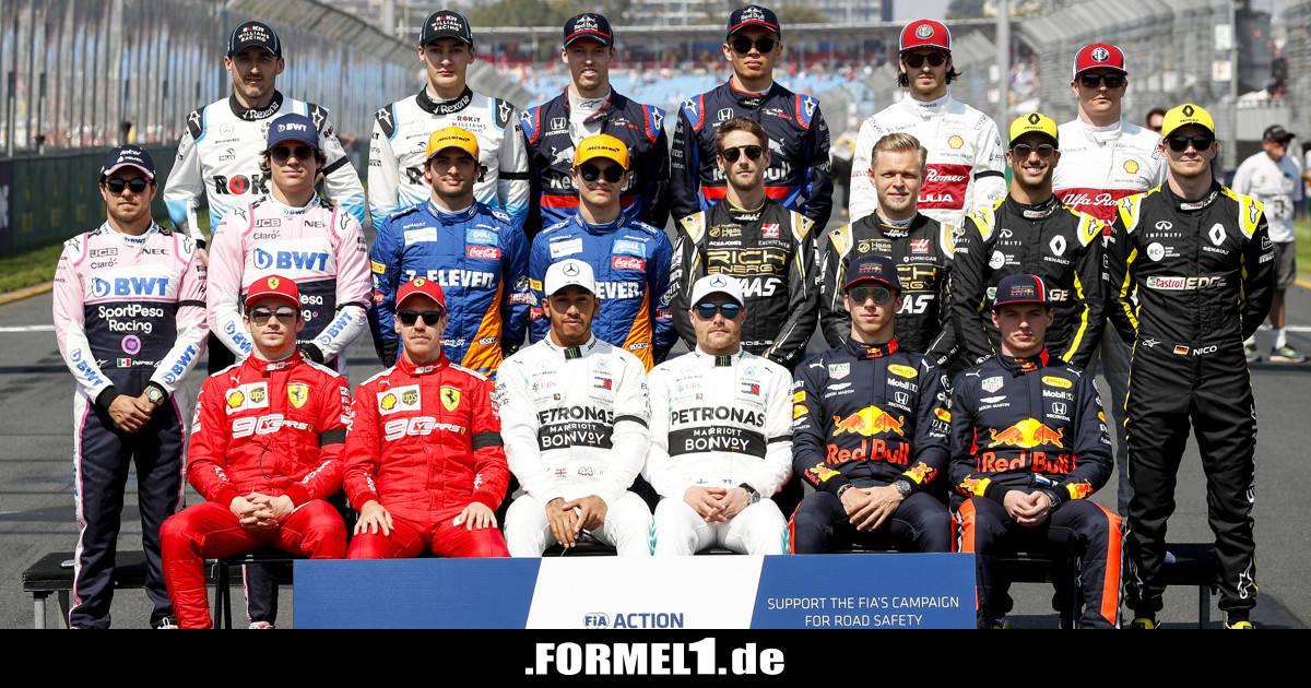 Formel 1 Teams