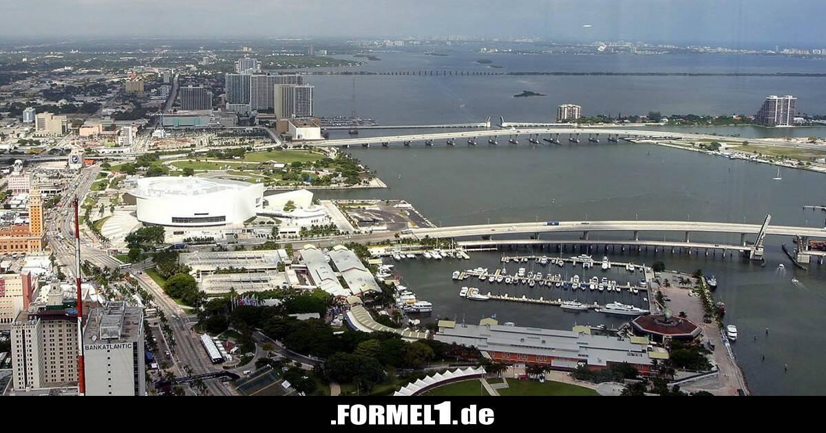 """Chase Carey gibt nicht auf: Miami-Grand-Prix """"in fünf bis zehn Jahren"""" - Formel1.de-F1-News"""