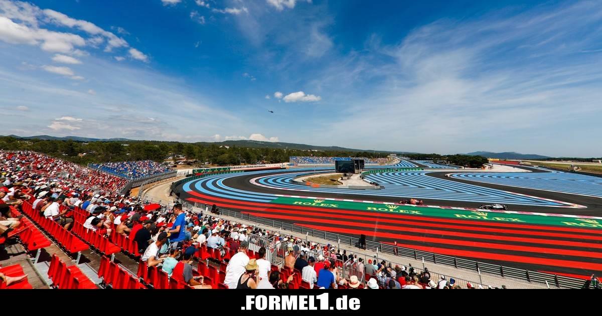 Motorsport Live erklärt: Wie Le Castellet das Verkehrsproblem gelöst hat - Formel1.de-F1