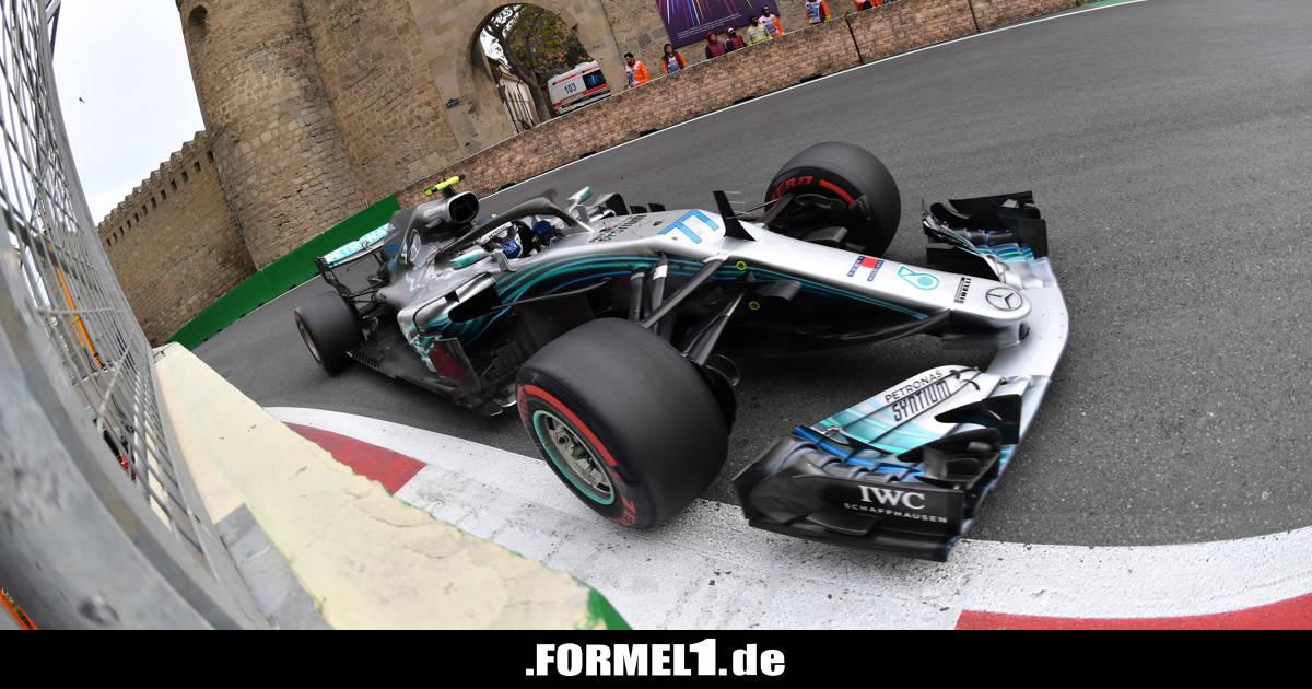 Übertragung F1 Baku: Übersicht, Zeitplan & Live-Streams - Formel1.de-F1