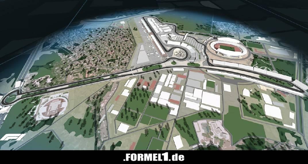Formel-1-Live-Ticker: Erste Runde in Vietnam simuliert - Formel1.de-F1