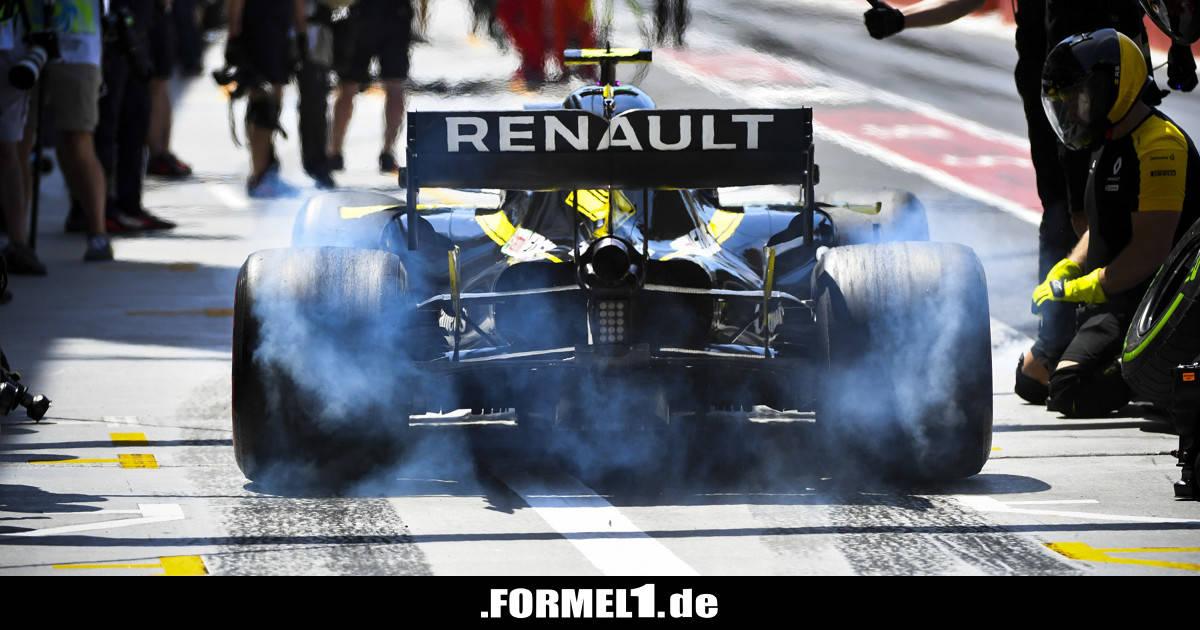 """""""Auf Kurs"""" zu P4: Renault freut sich über Aufschwung vor dem Heimrennen - Formel1.de-F1-News"""
