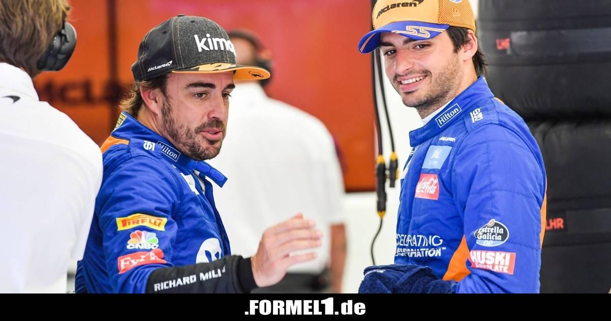 Formel-1-Live-Ticker: Ist McLaren ohne Alonso besser dran? - Formel1.de-F1-News