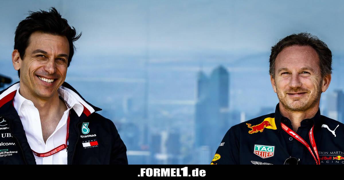 """Mateschitz-Wolff-Treffen: """"Toto schmeckt unser Afro-Coffee ..."""" - Formel1.de-F1-News"""
