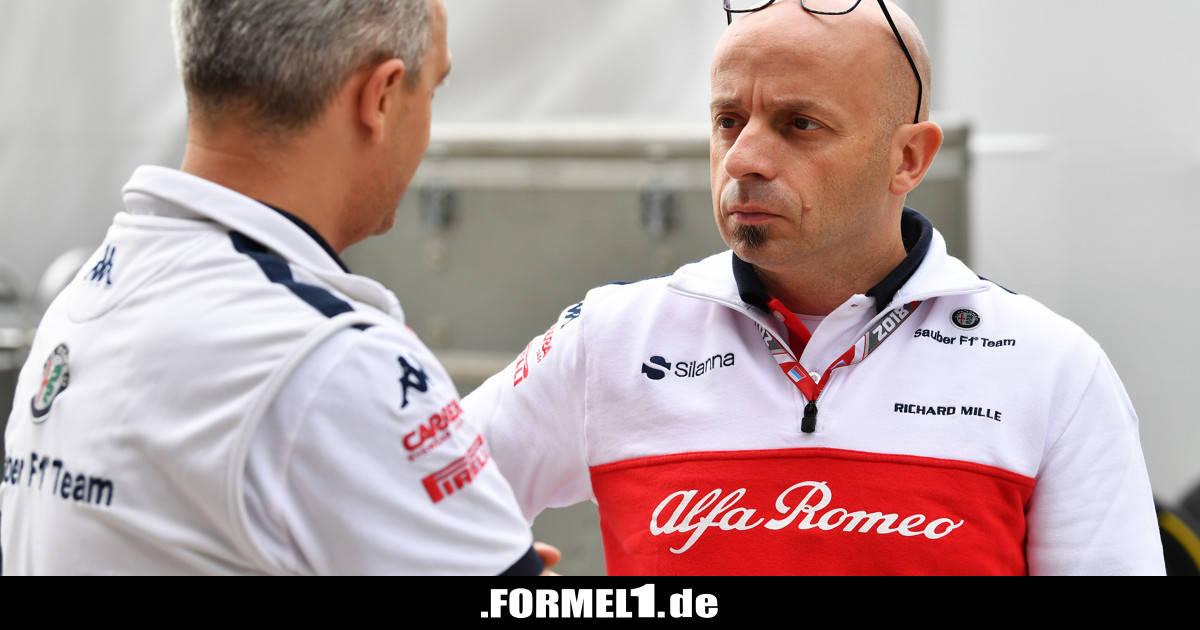 Formel-1-Live-Ticker: Umbau bei Alfa Romeo und wohl auch Ferrari - Formel1.de-F1-News