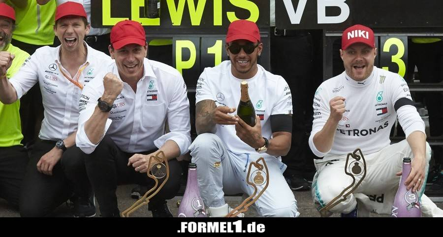 """Toto Wolff über Understatement: """"Habe die Streber gehasst in der Schule ..."""" - Formel1.de-F1-News"""