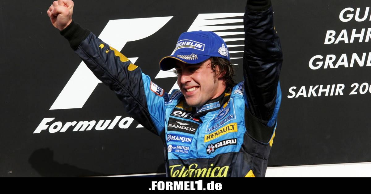 Formel-1-Live-Ticker: Wagt Fernando Alonso ein Formel-1-Comeback? - Formel1.de-F1-News