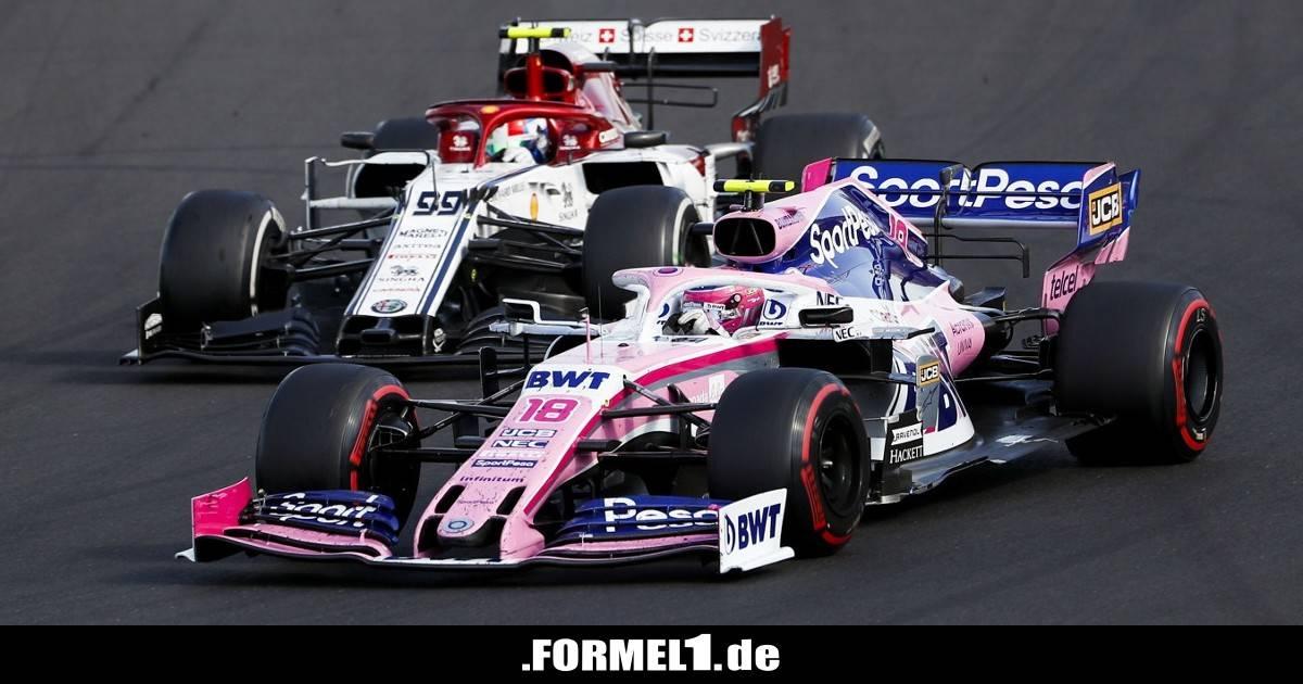 Lance Stroll: Die Formel 1 ist seit 2017 härter geworden - Formel1.de-F1-News
