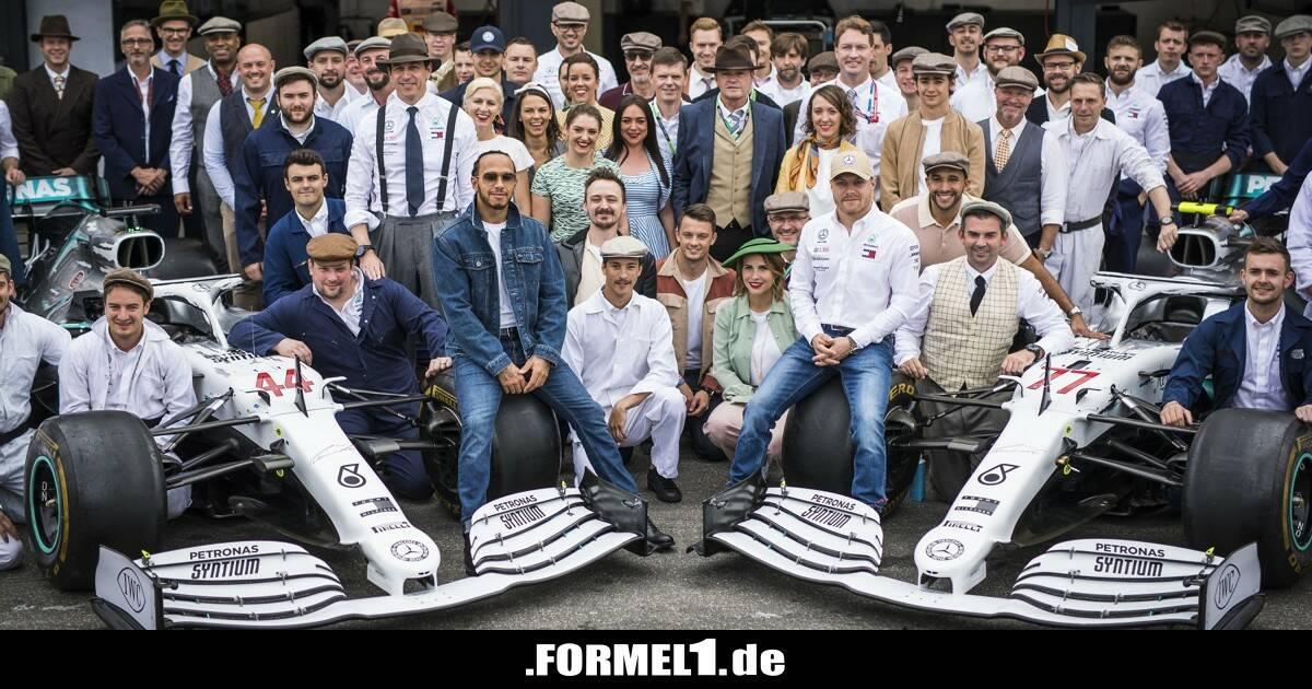 """Mercedes' Formel-1-Zukunft: """"Wichtig, dass wir die Regeln richtig hinkriegen"""" - Formel1.de-F1-News"""
