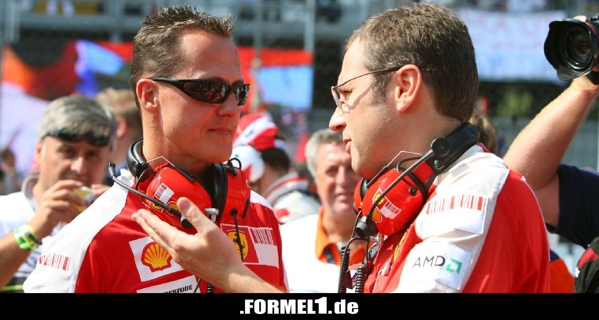 Formel-1-Live-Ticker: Ex-Teamchef: Schumacher kritisierte Ferrari nie - Formel1.de-F1-News