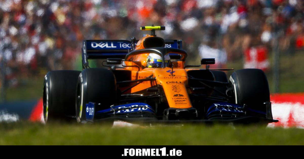 Kein Adrenalin in Q1: McLaren hat endlich wieder Spaß - Formel1.de-F1-News