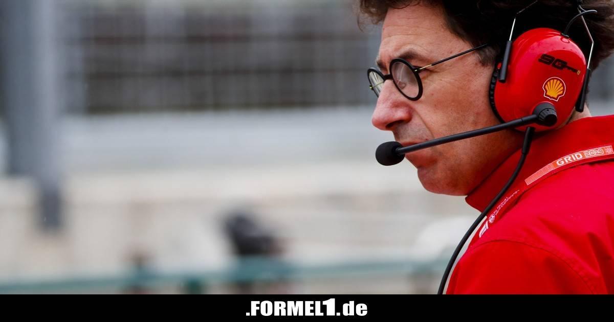 Größerer Kalender: Binotto warnt vor finanzieller Belastung für die Teams - Formel1.de-F1-News