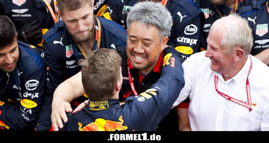 "Honda: Max Verstappen ""sehr wichtig"" für das Formel-1-Projekt - Formel1.de-F1-News"