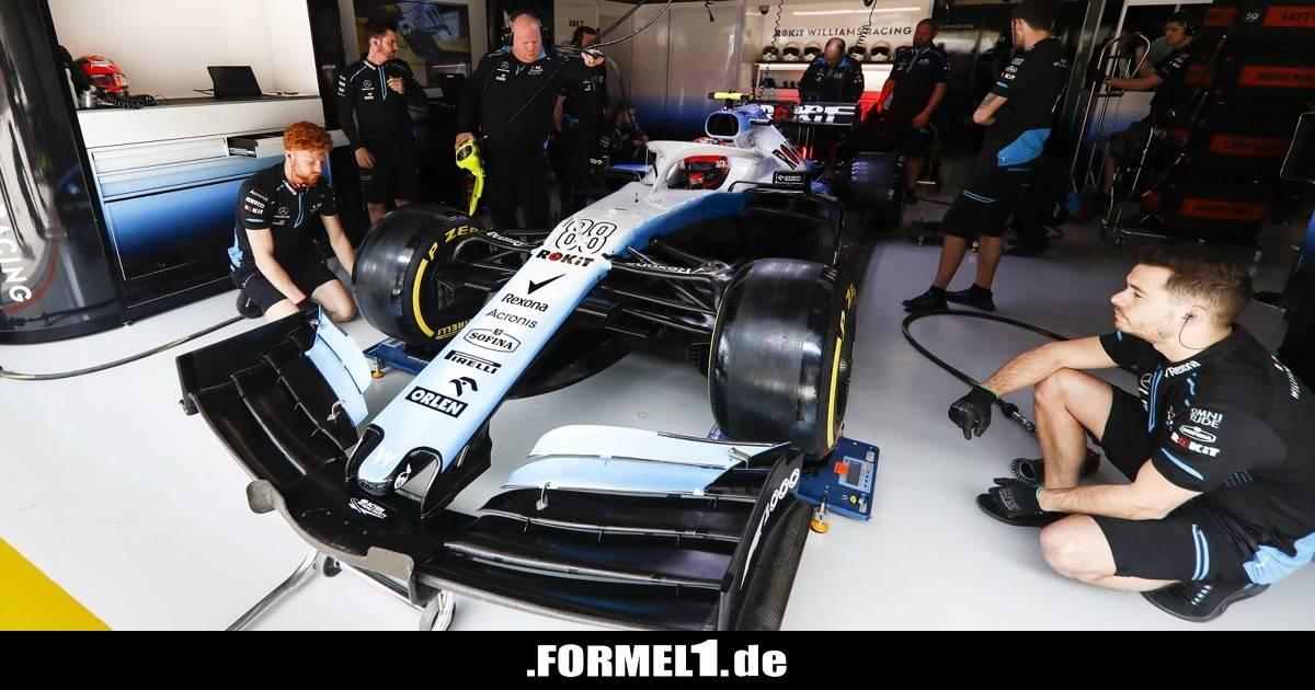 Williams: Wichtigste Arbeit erfolgt aktuell abseits der Rennstrecke - Formel1.de-F1-News