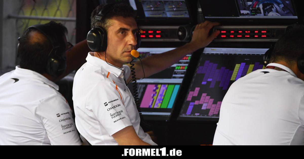 McLaren-Teamchef über Aufschwung: Stella & Fry zwei Schlüsselfiguren - Formel1.de-F1-News