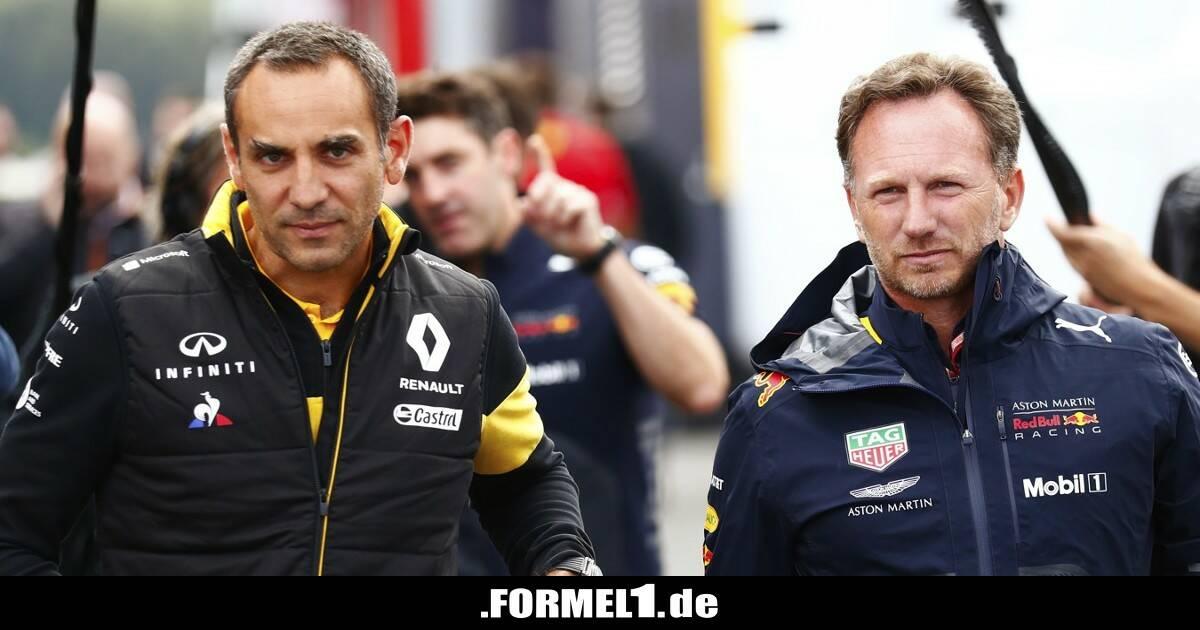 Cyril Abiteboul: Renault wollte Red Bull zum Werksteam machen - Formel1.de-F1-News