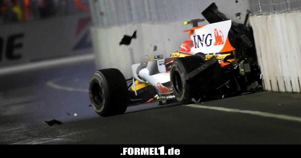 "Singapur baut um: Verschwindet die ""Crashgate""-Kurve? - Formel1.de-F1-News"
