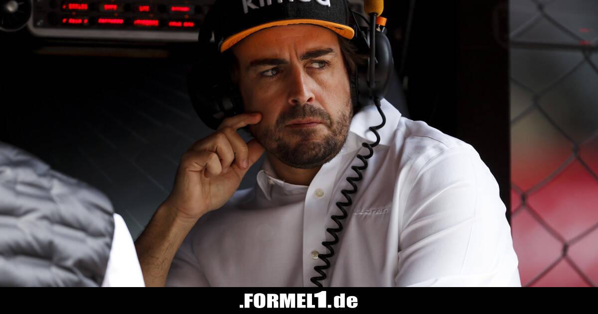 Fernando Alonso: Formel-1-Comeback wird immer unwahrscheinlicher - Formel1.de-F1-News