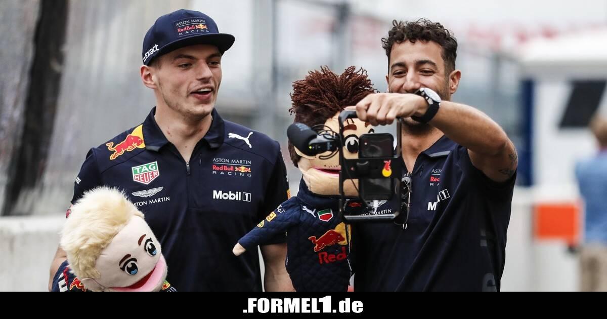 Max Verstappen: Darum war Daniel Ricciardo der ideale Teamkollege - Formel1.de-F1-News