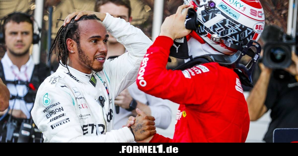 Formel-1-Live-Ticker: Ecclestone rät Hamilton von Ferrari ab - Formel1.de-F1-News