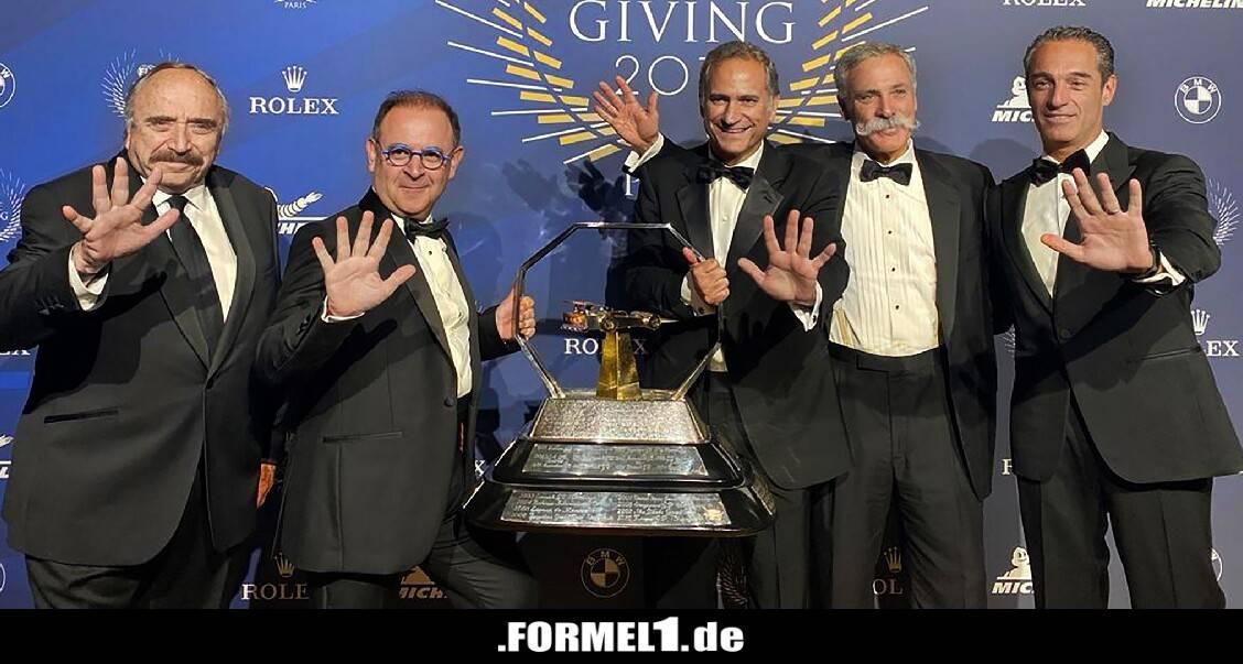 Zum fünften Mal in Folge: Mexiko gewinnt auch 2019 Promoteraward - Formel1.de-F1-News