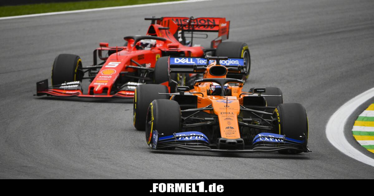 Medienbericht: Was steckt hinter Vettels Kontakt mit McLaren? - Formel1.de-F1-News