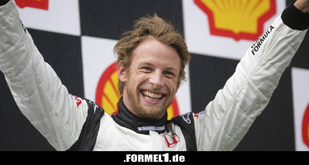 Highlights des Tages: Happy Birthday, Jenson Button! - Formel1.de-F1-News