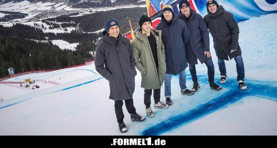 Highlights des Tages: Formel-1-Promis beim Hahnenkamm-Rennen - Formel1.de-F1-News