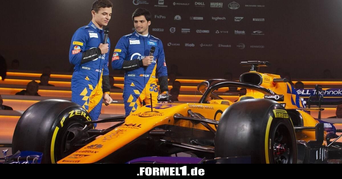 Mclaren Formel 1