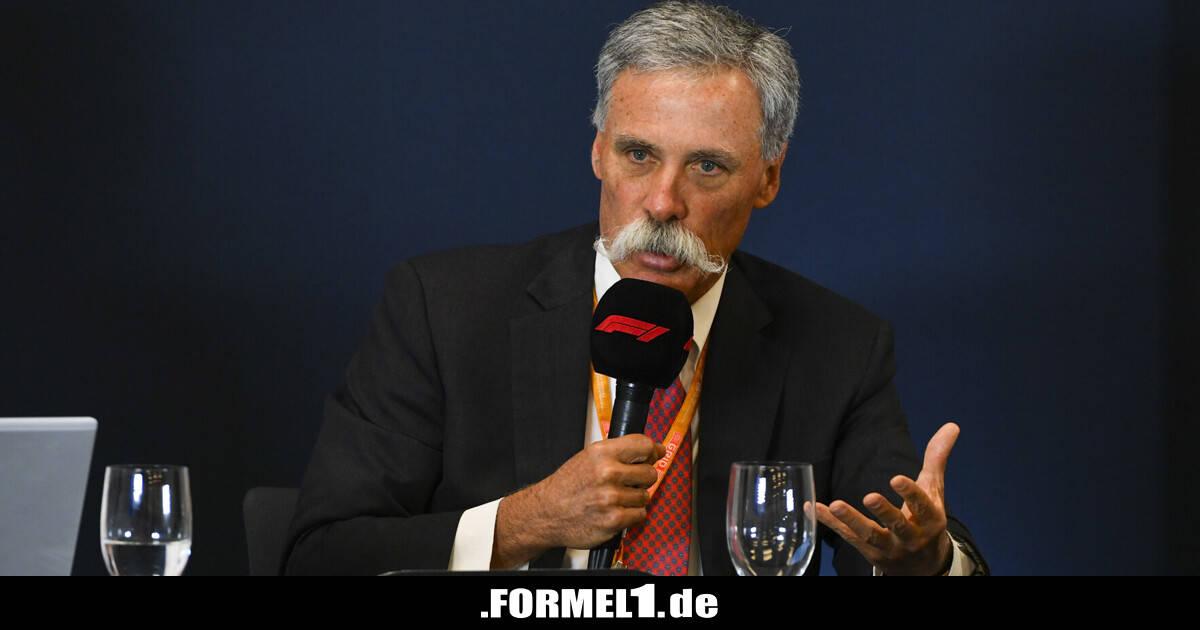 "Carey kritisiert frühere Formel-1-Bosse: ""Auf Produkt geschissen"" - Formel1.de-F1-News"
