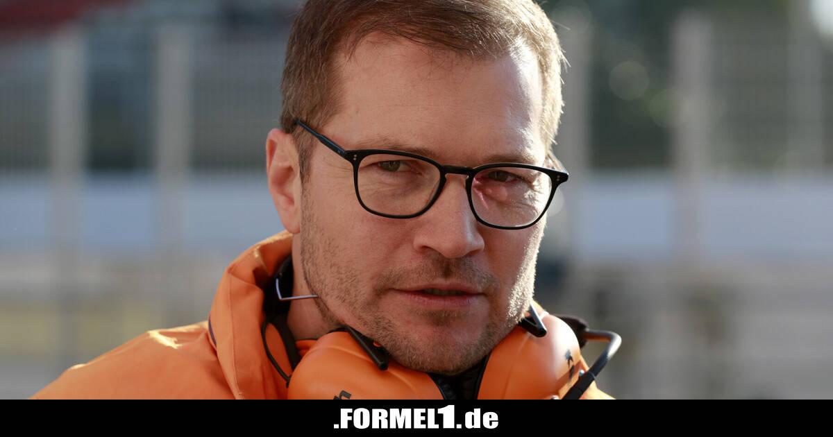 Andreas Seidl stellt klar: McLaren wird DAS nicht kopieren - Formel1.de-F1-News