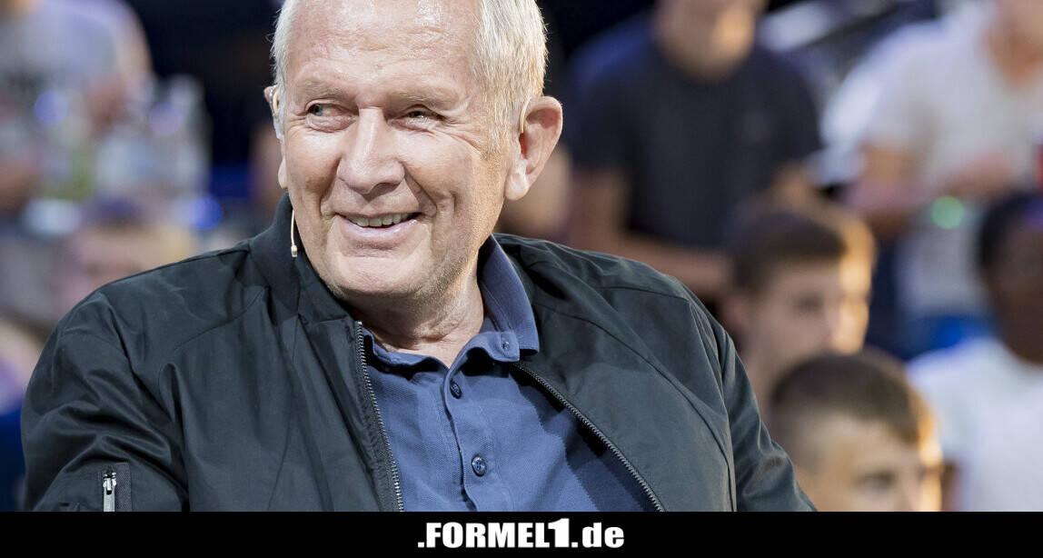 Helmut Marko: Wie er die Absage des Grand Prix von Australien erlebt hat - Formel1.de-F1-News