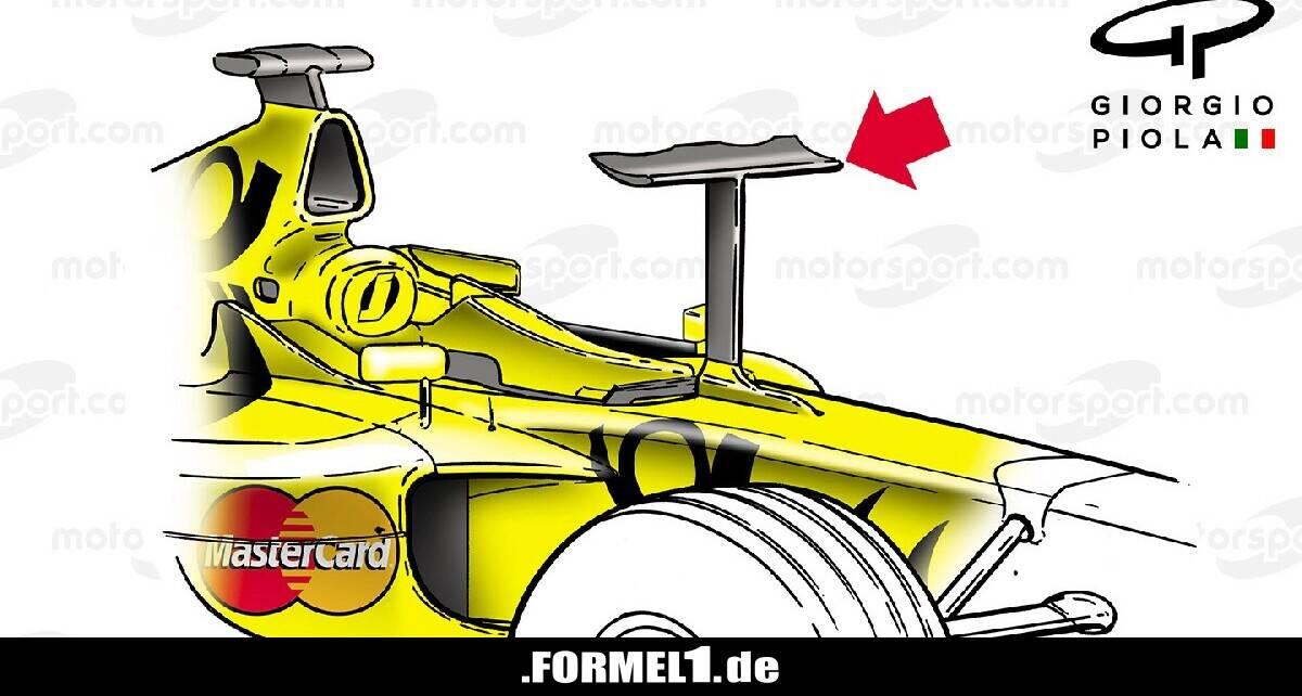 Formel-1-Technik: Die denkwürdigsten Monaco-Spezialideen - Formel1.de-F1-News
