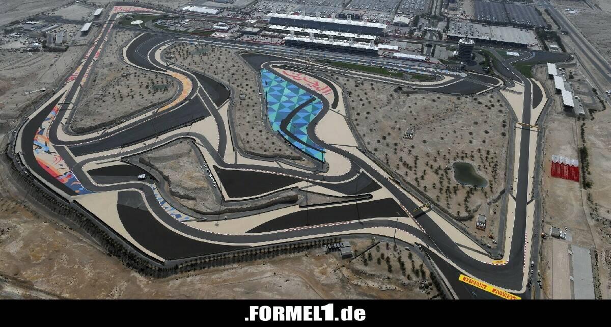 Aktuelle Formel 1 Fahrer